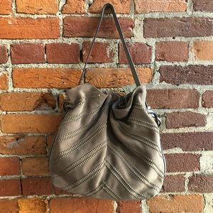 Vince Camuto Suede Bag NEW WITH TAGS